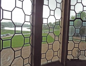 View from the Billiard Room